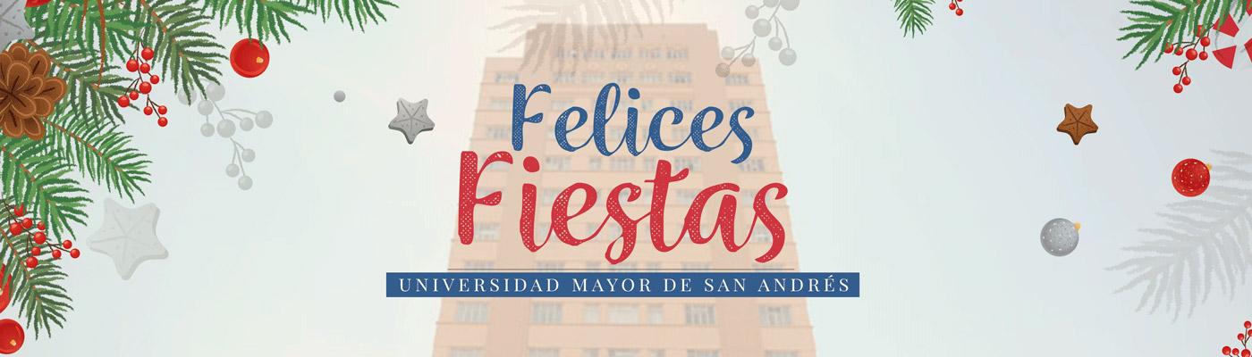 Universidad Mayor de San Andrés 187 Años